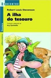 A Ilha do Tesouro - Coleção Reencontro Literatura