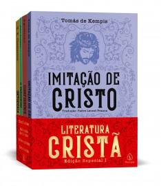 Literatura Cristã - Box c/ 4 Livros - Principis Editora