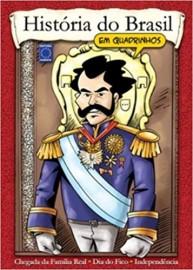 História do Brasil em Quadrinhos - Chegada da Família Real