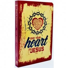 Bíblia NVI - Capa Dura - Coração