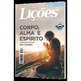 Revista nº 60 - Corpo, Alma e Espirito - Aluno