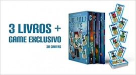 Authentic Games - Box Trilogia + Jogo