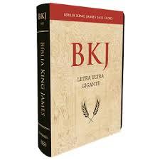 Bíblia King James Fiel 1611 - Ultra Gigante - Capa Luxo...
