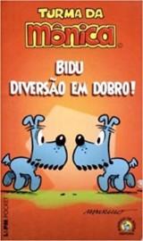 Bidu Diversao em Dobro - Turma da Monica - Pocket - 945