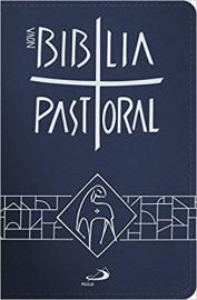 Nova Biblia Pastoral Media Encadernada