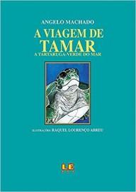 A viagem de Tamar: a Tartaruga-Verde do mar