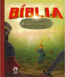 Bíblia - Historias Para Meninos Corajosos