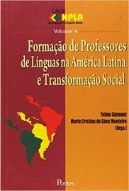 Formação De Professores De Línguas Na America Latina