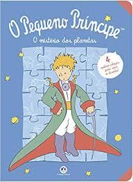 Livro Quebra Cabeça - Pequeno Príncipe - Mistério dos Planeta