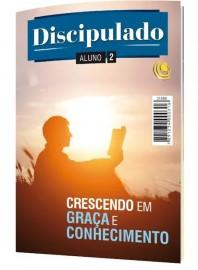 Revista Discipulado Volume 2 - Aluno - Crescendo em Graça