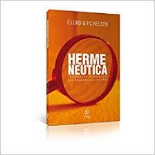 Hermenêutica - Princípios de Interpretação