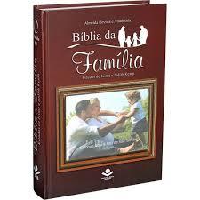 Bíblia de Estudo da Família RA - 14x21 - Capa Dura