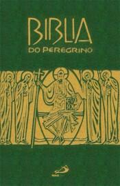 Biblia do Peregrino Capa Cristal