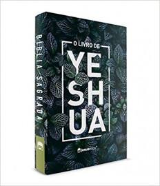 Bíblia Jesus Copy - NVI - Capa Dura - O Livro de Yeshua