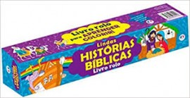 Lindas Historias Bíblicas - Livro Rolo