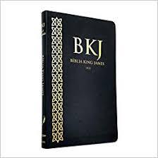 Bíblia King James Fiel 1611 - Ultra Fina - Preta - PJV