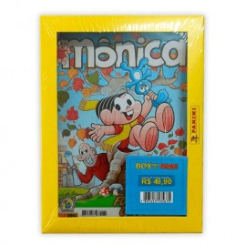 Box Turma da Monica - Cx Panini c/ 10 Revistas