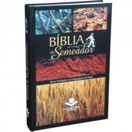 Bíblia do Semeador Capa Dura Ilustrada NTLH