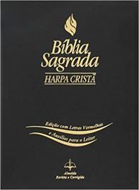 Bíblia RC - L Extragigante - PJV - HC - Auxilio - Preta