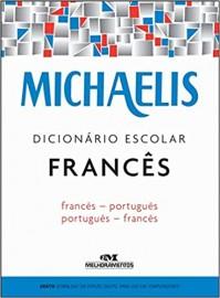 Dicionário Escolar Frances Michaelis - C/ V. Dig. 3ª Edição