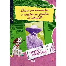 Quem Vai Desvendar o Mistério do Jardim de Monet?