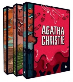 Agatha Christie - Box 2 - 3 Volumes
