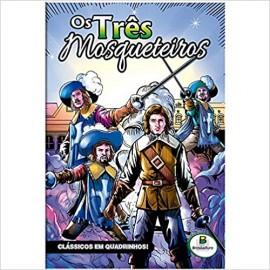 Classicos em Quadrinhos! Os Tres Mosqueteiros