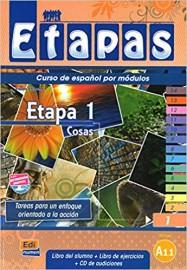 Etapas - Etapa 1 - Cosas - Libro Del Alumno - A1.1