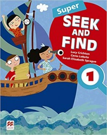 Super Seek And Find Student's Book & Digital Pack-1