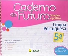 Caderno do Futuro Língua Portuguesa - 5º Ano