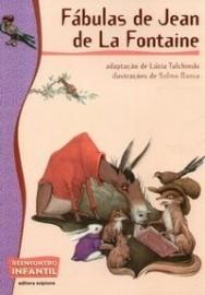 Fábulas De Jean De La Fontaine - Coleção Reencontro Infantil