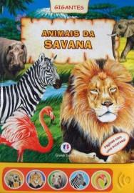 Livro Sonoro - Animais da Savana