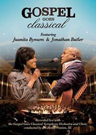DVD Juanita Bynum e Jonathan Butler - Gospel Goes Classical