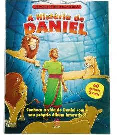 A Historia de Daniel - Livro da Bíblia em Adesivos