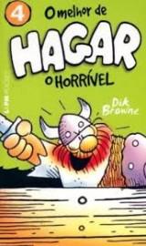 Melhor de Hagar O Horrivel - Volume 4 - 544