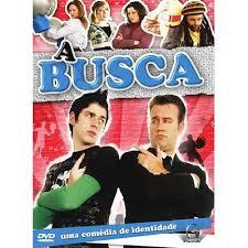 DVD A Busca - Uma Comedia de Identidade