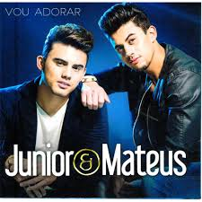 CD Junior e Mateus - Vou Adorar