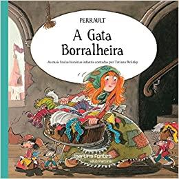 A Gata Borralheira - Martins Fontes
