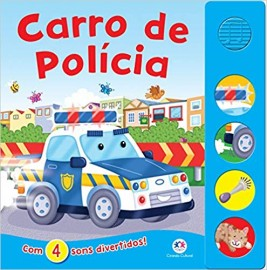 Carro de Polícia - Livro Sonoro