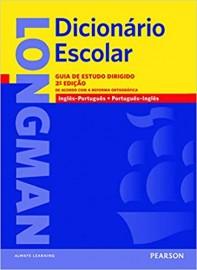 Dicionario Escolar Longman Pearson 2ª Edicao