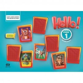 Hello! - Kinder 1 - Coleção Hello