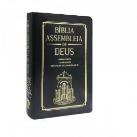 Bíblia Assembleia de Deus - Preta