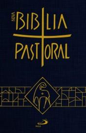 Nova Biblia Pastoral Media Capa Cristal
