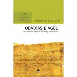 Comentários Expositivos Hernandes D. Lopes - Obadias e Ageu