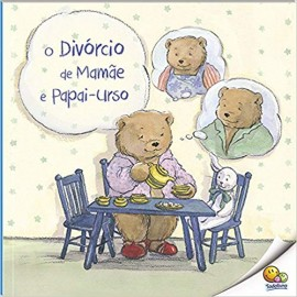 Biblioteca de Literatura: divórcio de mamãe e papai-urso