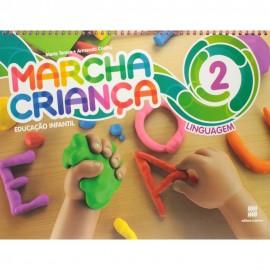 Marcha Criança Linguagem Vol.2 - Coleção Marcha Criança