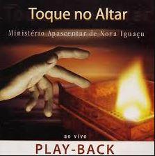 PlayBack Toque no Altar - Volume 1 - Ao Vivo