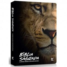 Bíblia AEC Contemporânea - Brochura - Leão