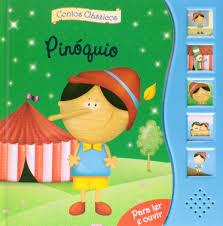 Pinóquio - Livro Sonoro