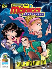 Turma da Monica Jovem - Vol 32 - Sujeira Digital